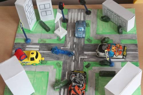 Поделки по безопасности дорожного движения своими руками 58